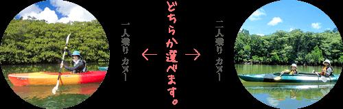 西表島サニーデイ・カヌー