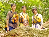 西表島トレッキングツアー写真