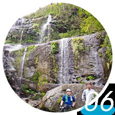 ユツンの滝ジャングルトレッキング&ケイビング